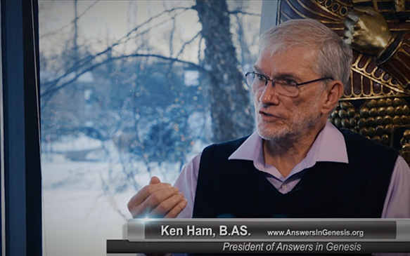 Interview with Ken Ham
